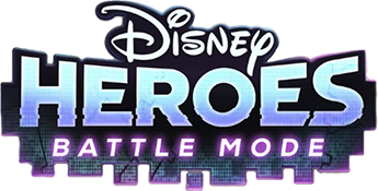 Disney Heroes Battle Mode Logo